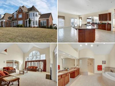 Washington, Burtonsville, Gaithersburg, Germantown, Rockville, Beltsville, Bowie, College Park, Glenn Dale, Greenbelt, Kettering, Lanham, Largo, Laurel, Mitchellville, Upper Marlboro Single Family Home For Sale: 12809 Woodmore North Boulevard