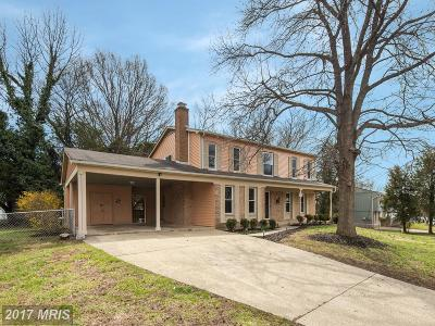 Fort Washington Single Family Home For Sale: 9200 Loughran Road