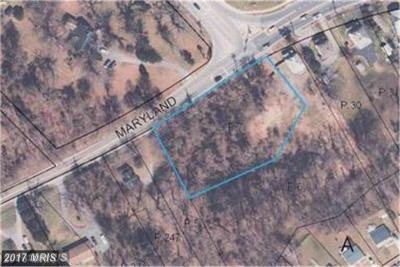 Upper Marlboro Residential Lots & Land For Sale: Marlboro Pike