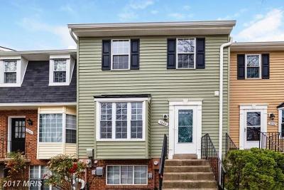 Laurel Townhouse For Sale: 7664 Arbory Court #252