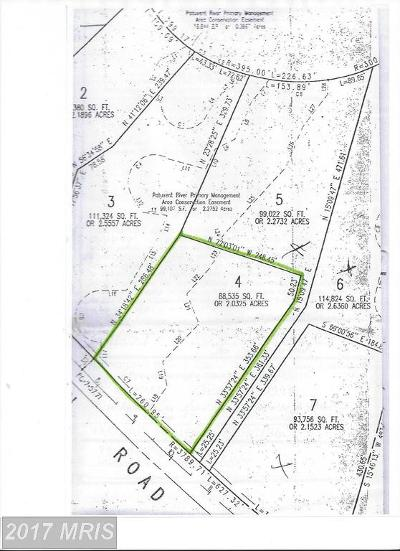 Upper Marlboro Residential Lots & Land For Sale: 6000 Croom Station Road