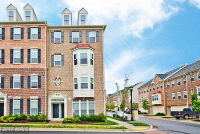 Bowie Townhouse For Sale: 910 Hall Station Drive #106