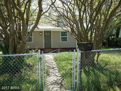 Morningside Single Family Home For Sale: 4712 Beauford Road