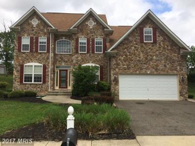 Upper Marlboro Single Family Home For Sale: 10200 Brightfield Lane