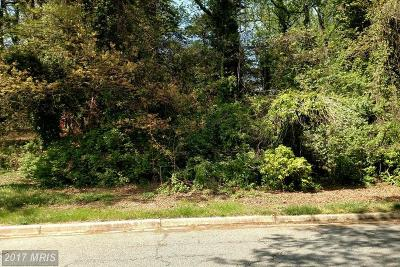 Bowie Residential Lots & Land For Sale: 6406 Homestake Drive S