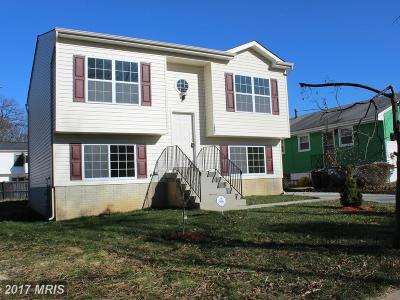 Capitol Heights Single Family Home For Sale: 1303 Early Oaks Lane