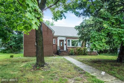 Laurel Single Family Home For Sale: 309 11th Street