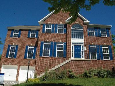 Fort Washington Single Family Home For Sale: 2904 Melisa Drive