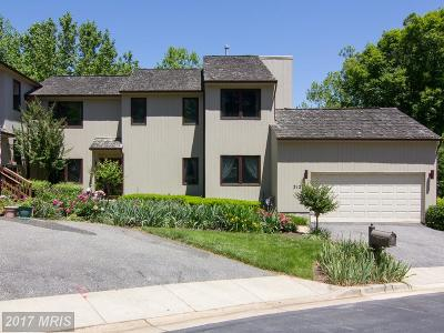 Woodmore Townhouse For Sale: 3127 Courtside Road