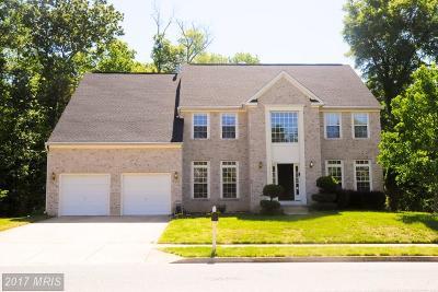 Accokeek Single Family Home For Sale: 17912 Merino Drive