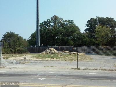 Temple Hills Residential Lots & Land For Sale: 6116 Old Branch Avenue