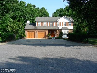 Fort Washington Single Family Home For Sale: 9422 Sandy Creek Road