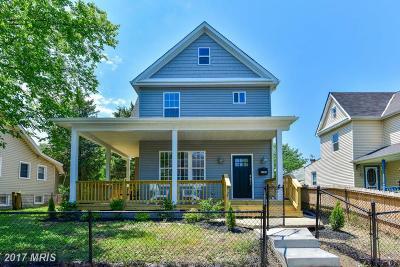 Mount Rainier Single Family Home For Sale: 4202 34th Street