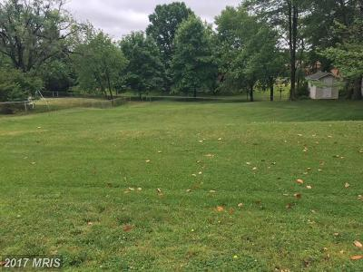 Suitland Residential Lots & Land For Sale: 5205 Auth Road