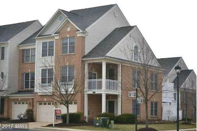 Bowie Rental For Rent: 5420 Epponians Choice Drive #10