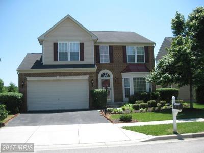 Brandywine Single Family Home For Sale: 8111 Grayden Lane
