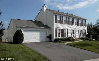 Upper Marlboro Single Family Home For Sale: 13725 Carlene Drive S