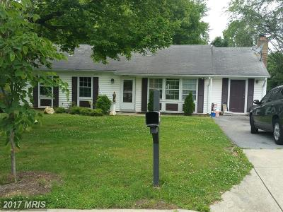 Upper Marlboro Single Family Home For Sale: 1015 Drexelgate Lane