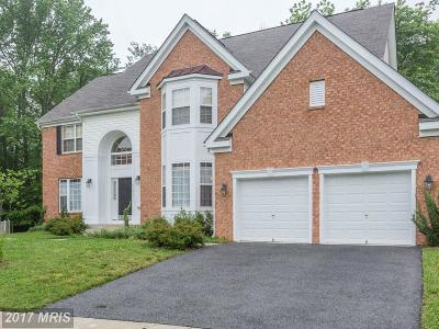 Upper Marlboro Single Family Home For Sale: 10100 Quinlin Court