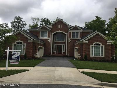 Upper Marlboro Single Family Home For Sale: 4610 Exmoore Court