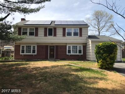 Bowie Single Family Home For Sale: 12006 Maycheck Lane