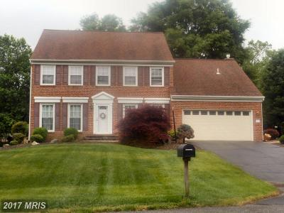 Upper Marlboro Single Family Home For Sale: 10305 Arethusa Lane