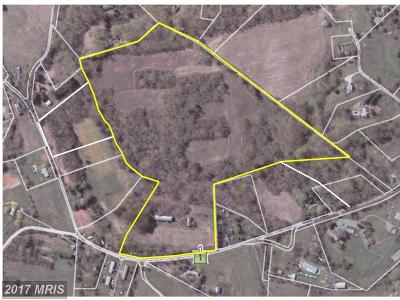 Residential Lots & Land For Sale: 15105 Mt Calvert Road