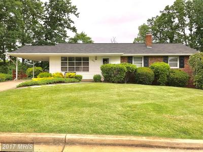 Calverton Single Family Home For Sale: 13104 Taney Drive