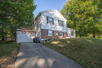 Fort Washington Single Family Home For Sale: 2100 High Timber Road