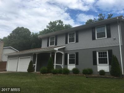 Glenn Dale Single Family Home For Sale: 12127 Northbrook Drive