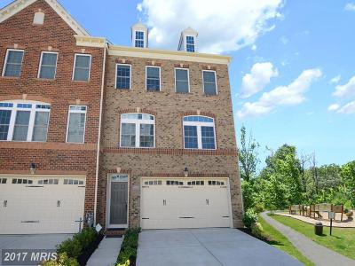 Greenbelt Townhouse For Sale: 5225 Sable Court