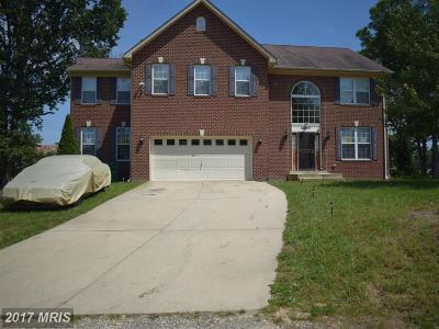 Aquasco Single Family Home For Sale: 20807 Aquasco Road