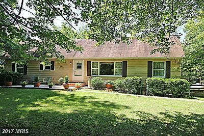 Brandywine Single Family Home For Sale: 3510 Danville Road