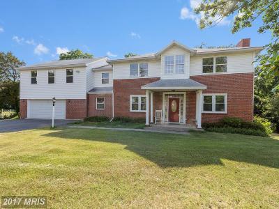 Fort Washington Single Family Home For Sale: 12405 Livingston Road