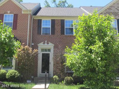 Capitol Heights Townhouse For Sale: 1139 Wilberforce Court