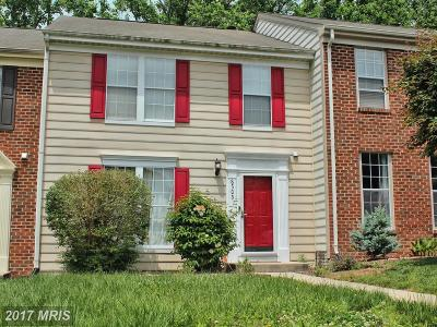 Upper Marlboro Rental For Rent: 8505 Paragon Court