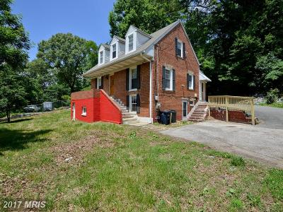 Fort Foote, Fort Washington, Friendly, Friendly Farms, Friendly Hills, North Fort Foote, South Fort Foote Rental For Rent: 9824 Old Fort Road