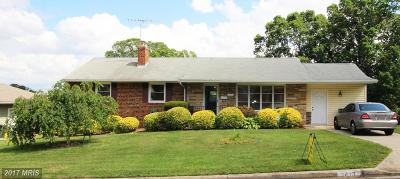 Calverton Single Family Home For Sale: 3413 Dunnington Road