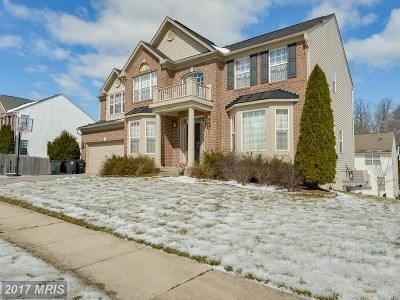 Glenn Dale Single Family Home For Sale: 10010 Martin Avenue