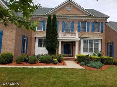 Bowie MD Single Family Home For Sale: $750,000