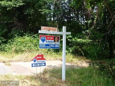 Bowie Residential Lots & Land For Sale: 12400 Fletchertown Road