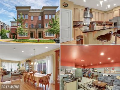 College Park Townhouse For Sale: 9631 Milestone Way #F-2