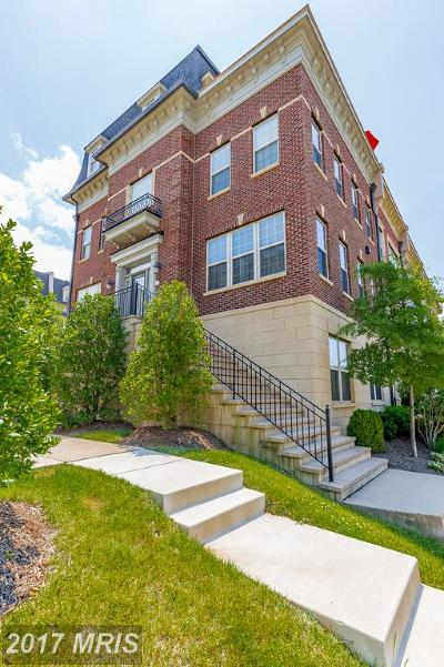National Harbor Townhouse For Sale: 701 Quayside Court #96
