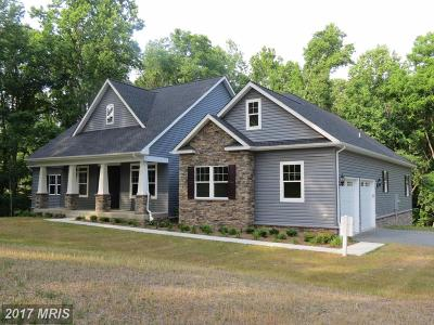 Upper Marlboro Single Family Home For Sale: 15850 Croom Airport Road