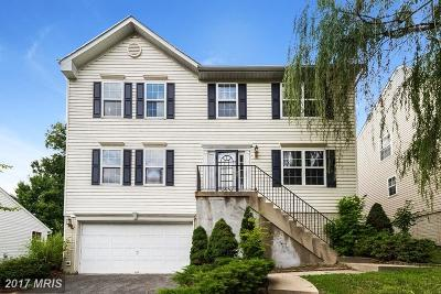 District Heights Single Family Home For Sale: 1604 Shady Glen Drive