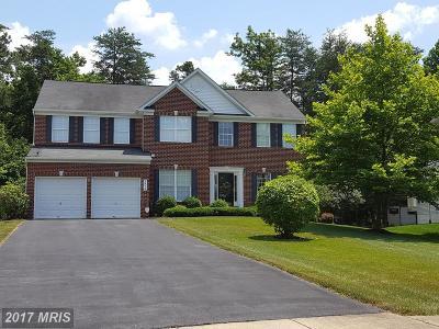 Laurel Single Family Home For Sale: 9818 Farm Pond Road