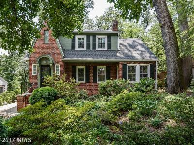 College Park, College Park Homes, College Park Towers, College Park Woods, College Square Single Family Home For Sale: 4505 Amherst Road