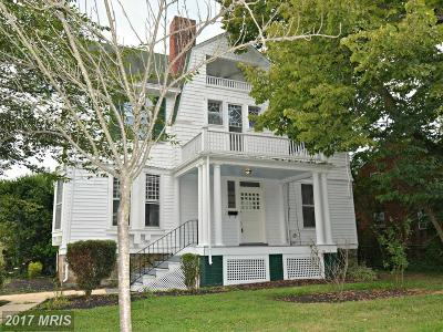 Laurel Single Family Home For Sale: 306 Montgomery Street