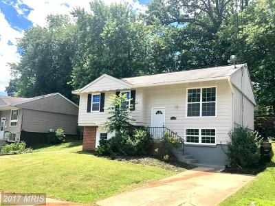 Landover Single Family Home For Sale: 3118 82nd Avenue