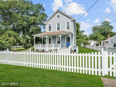Hyattsville Single Family Home For Sale: 4920 49th Avenue